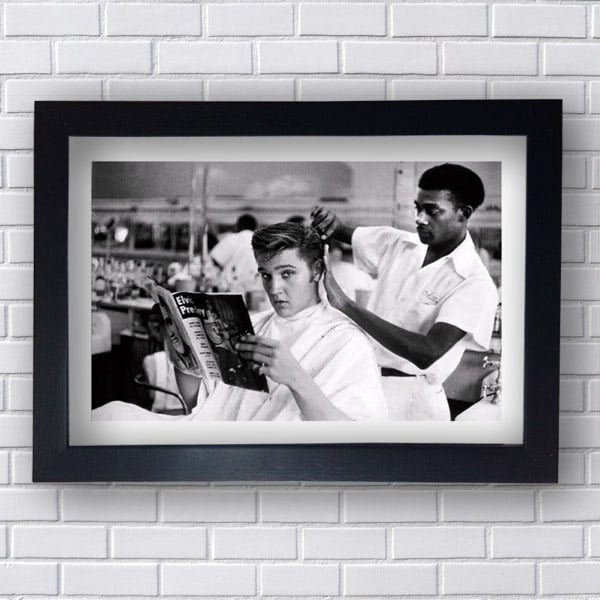 Quadro Decorativo Elvis Presley