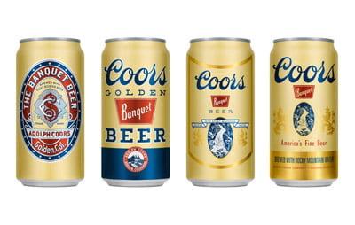 Placa Decorativa Coors Beer PDV270