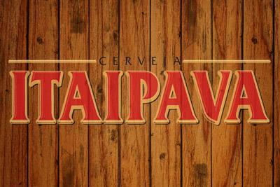 Placa Decorativa Cerveja Itaipava PDV229