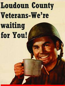Placas Decorativas Vintage Veteranos Guerra PDV426
