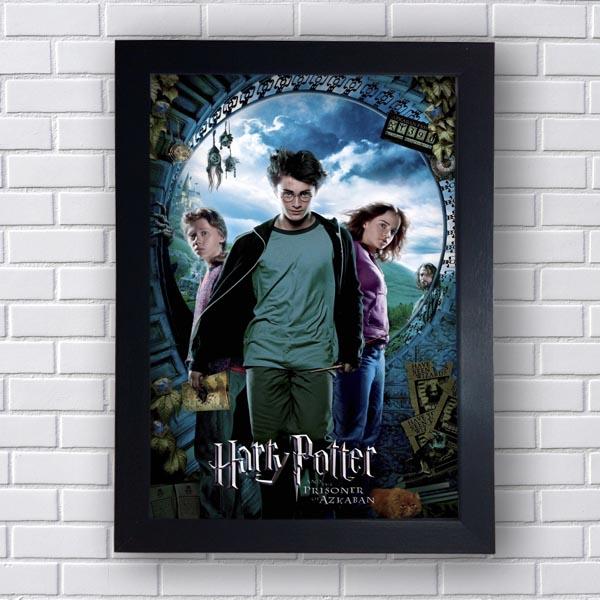 Quadro Decorativo Harry Potter