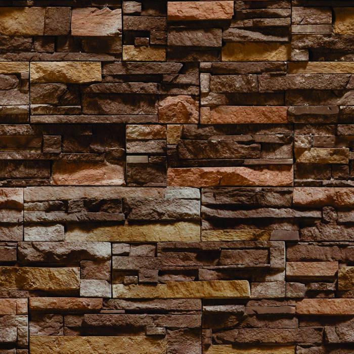 Papel de Parede Pedra Canjiquinha Autocolante PD18