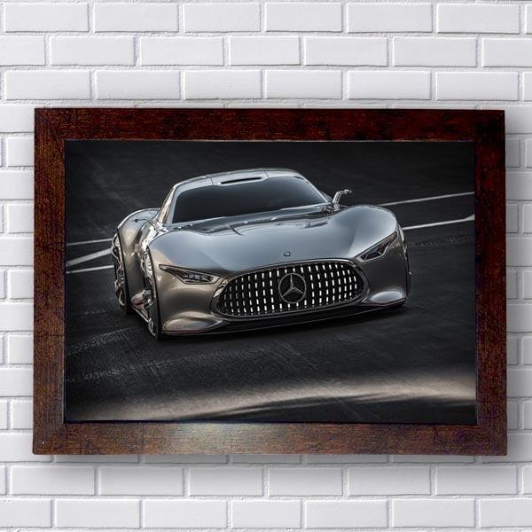 Quadro Mercedes Benz Sport