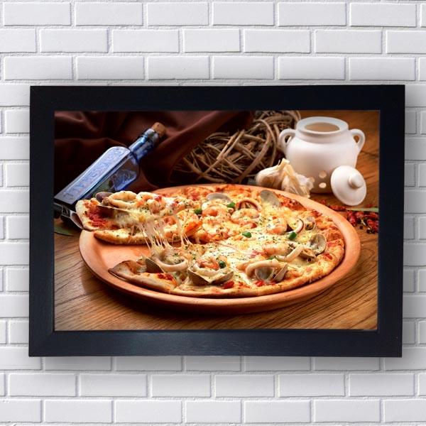 Quadros Decorativos Pizza