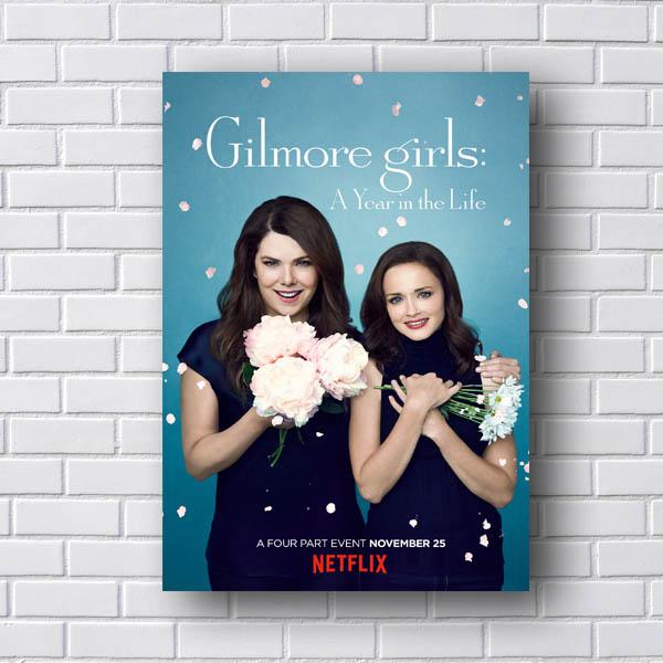 Quadro Gilmore Girls