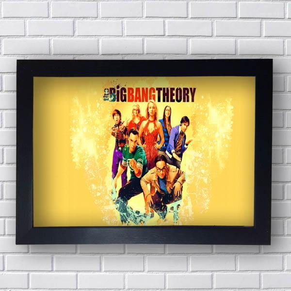 Quadro The Big Bang Theory