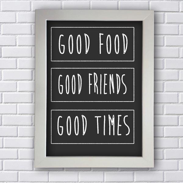 Quadro Good Food