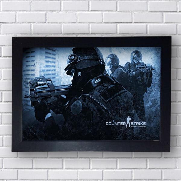 Quadro Counter Strike