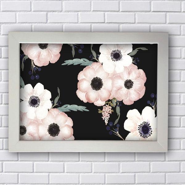 Quadro Decorativo Flores