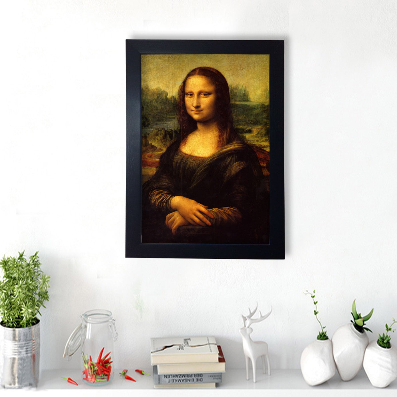 Quadro Decorativo Monalisa