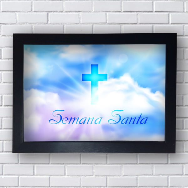 Quadro Decorativo SEMANA SANTA