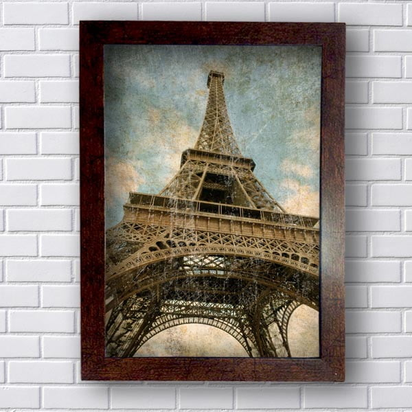 Quadro Decorativo Paris