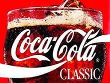 Placas Decorativas Coca Cola Classic PDV375