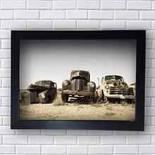 Quadros de Carros Vintage