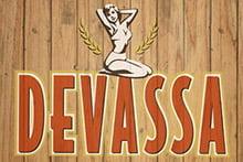 Placa Decorativa Cerveja Devassa PDV038