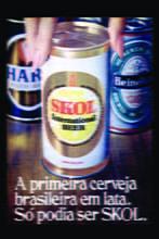 Placa Decorativa Skol Lata Retro Vintage PDV245