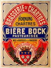 Placas Decorativas Cerveja Biere Bock PDV350