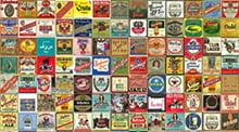 Placas Decorativas Cerveja Rotulos Importados PDV327