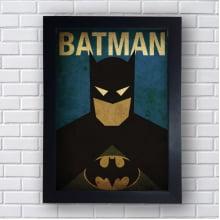 Placa Quadro Decorativo Batman