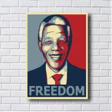Quadro Decorativo Freedom