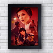 Quadro Decorativo Stars Wars
