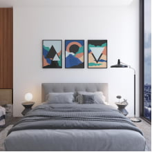Kit Quadros Decorativos Geométrico Abstrato Arte Contemporânea