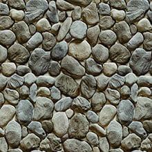 Papel de Parede Imitando Pedras Naturais Autocolante PD64