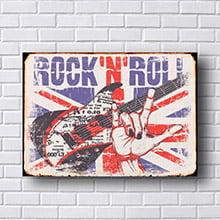 Quadro Rock n Roll