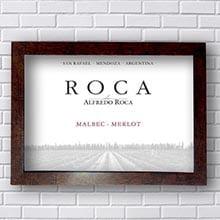 Quadro Alfredo Roca