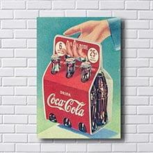 Quadro Drink Coca Cola