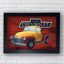 Quadro Chevrolet Caminhão