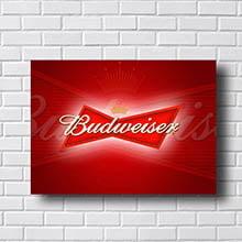 Quadro Budweiser 2