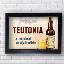 Quadro Vintage Teutonia