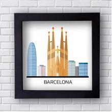 Quadro  Decorativo Barcelona