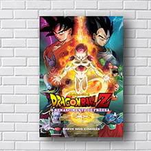 Quadro Dragon Ball Z
