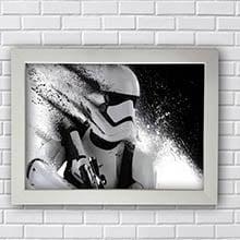 Quadro Stormtrooper Star Wars