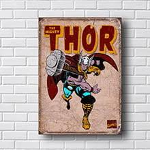 Quadro Thor Vintage