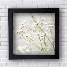 Quadro Decorativo Mini flores