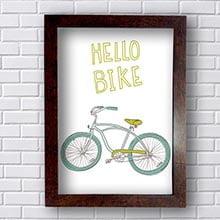 Quadro Hello Bike