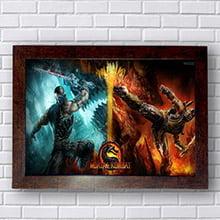 Quadro Mortal Kombat