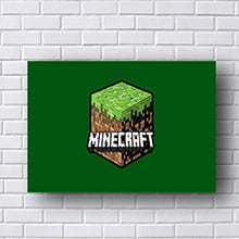 Quadro Minecraft