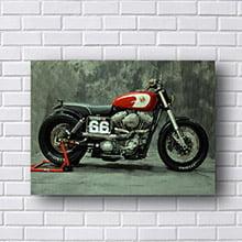 Quadro Decorativo Harley Davidson 66