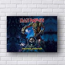 Quadro Iron Maiden The Final Frontier