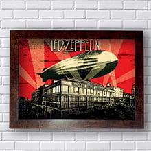 Quadro Led Zeppelin Madison Square