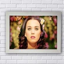 Quadro Poster Katy Perry