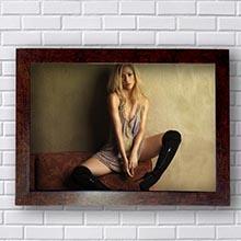Quadro Poster Shakira