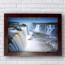 Quadro Paisagem Cataratas do Iguaçu