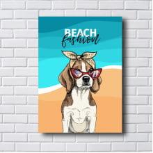 Quadro Decorativo BEACH FASHION