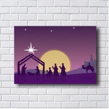 Quadro Decorativo Mt 1:23