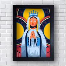 Quadro Decorativo RAINHA